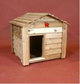 Click to enlarge image Dog House, medium -